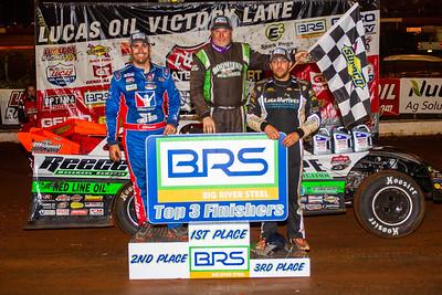 Josh Richards (L), Jimmy Owens (C) and Kyle Hardy (R)
