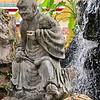 Chinese statue at Wat Pho