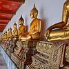 Buddha's at Wat Pho