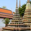 Stupa in the courtyard of Wat Pho
