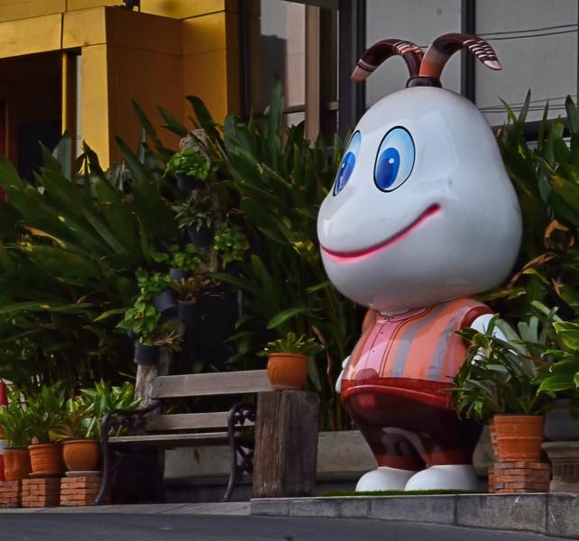 Spokesman for Bangkok Tourism
