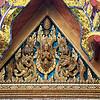 Detail over a door at Wat Pho