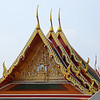 Temple housing the Reclining Buddha at Wat Pho