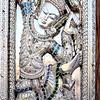 Panel at Wat Inthakhin