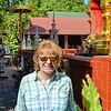 Anne at Wat Pan On