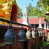 Bells at Wat Pan On