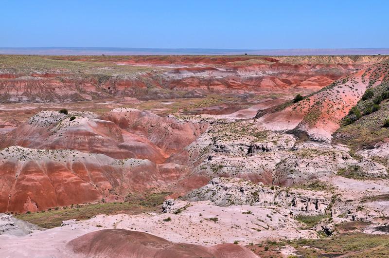 Painted Desert landscape