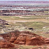 Painted Desert panorama