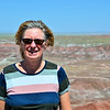 Anne at the Painted Desert