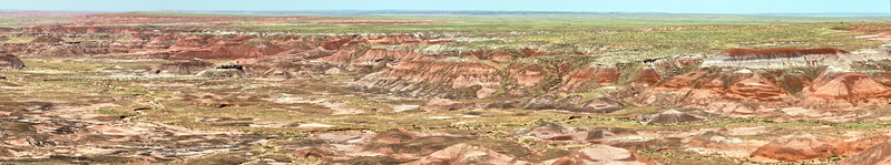 View from Painted Desert Kachina Point