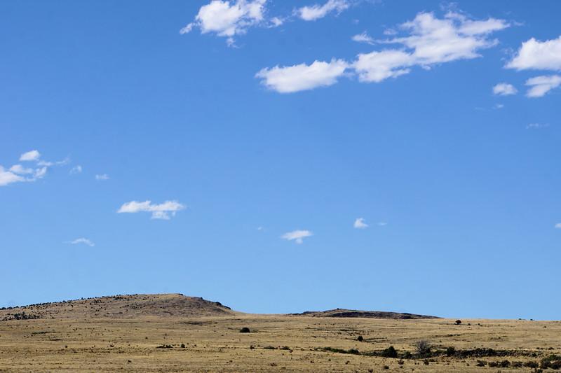 The high desert of Colorado