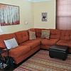Living room of Airbnb In Colorado Springs