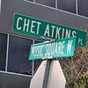 Our cross-street