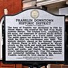History of Franklin