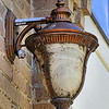 Lamp in downtown Racine
