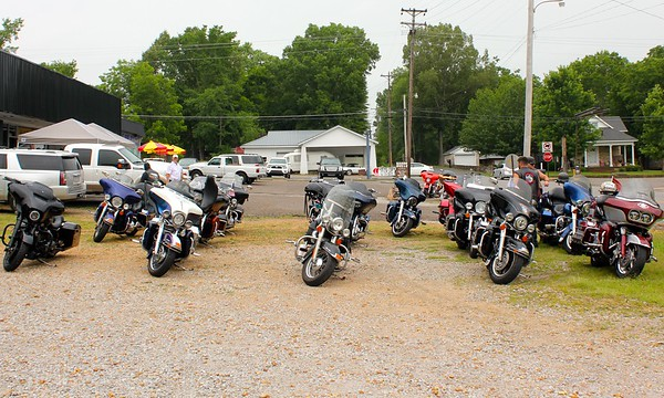 Veterans' Poker Run