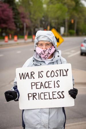 WAMM Peace Vigil