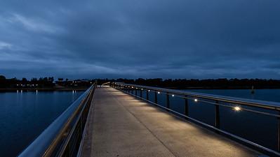 Cunninghame Arm Foot-Bridge