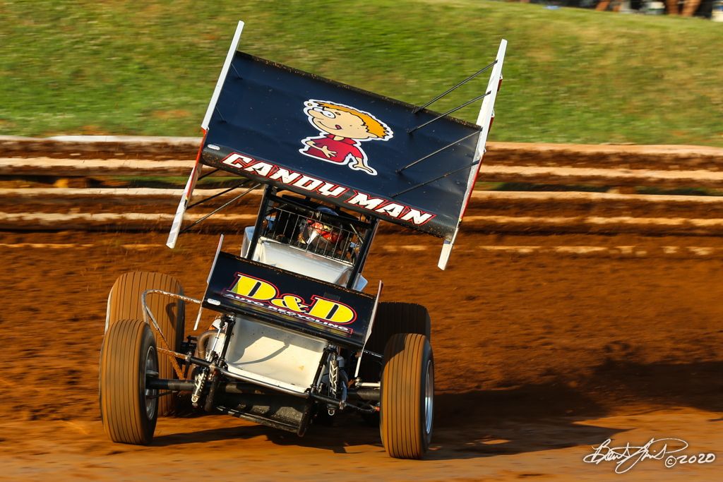 Mitch Smith Memorial - Pennsylvania Sprint Car Speed Week presented by Red Robin - Williams Grove Speedway - 55K Robbie Kendall