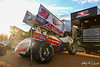 Champion Racing Oil Williams Grove National Open - World of Outlaws NOS Energy Drink Sprint Cars Series - Williams Grove Speedway - 15 Donny Schatz