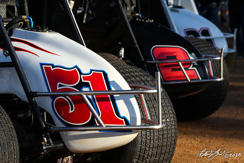 Jack Gunn Memorial - Ollie's Bargain Outlet All Star Circuit of Champions - Williams Grove Speedway - 51 Freddie Rahmer Jr.