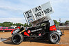 Champion Racing Oil Summer Nationals - World of Outlaws NOS Energy Drink Sprint Cars Series - Williams Grove Speedway - 1W Matt Campbell