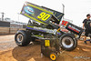 Champion Racing Oil Summer Nationals - World of Outlaws NOS Energy Drink Sprint Cars Series - Williams Grove Speedway - 90 Jordan Givler