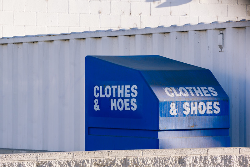 Clothes and Hoes