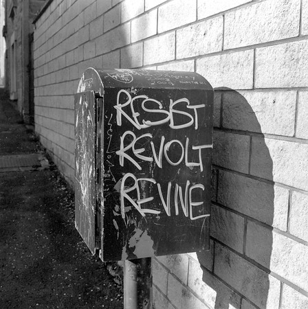 Resist Revolt Revive