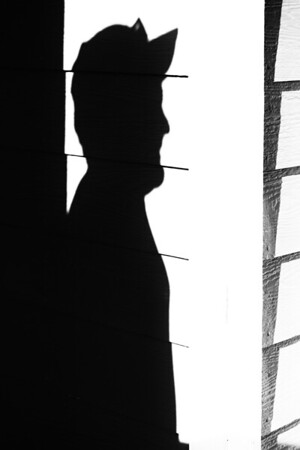 Silhouette of Tyler