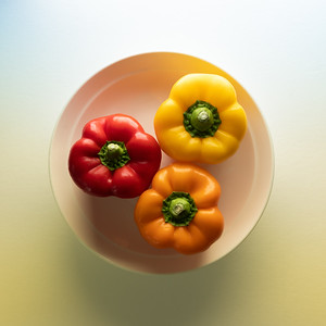 Still Life (Peppers in a Bowl)