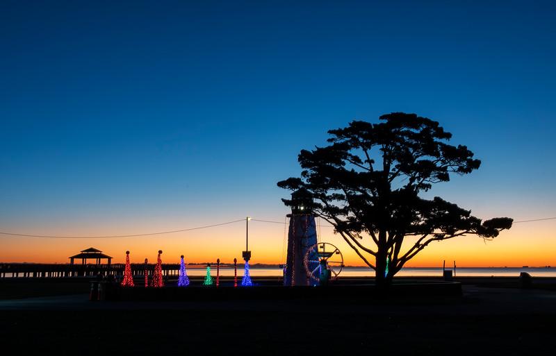 January 1 - Buckroe Beach - Hampton