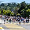 Studen-led Mill Valley March for BLM - June 16 - Steve Disenhof