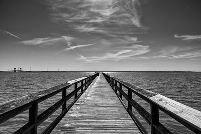 Hilton Fishing Pier, Newport News Virginia