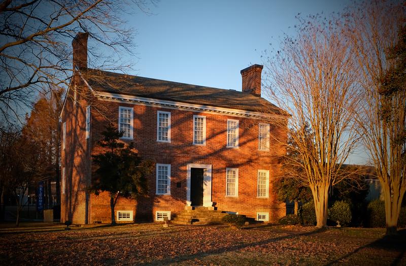 January 6 - Pleasant Hall