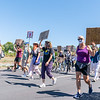 Student-led Mill Valley March for BLM - June 16 - Steve Disenhof