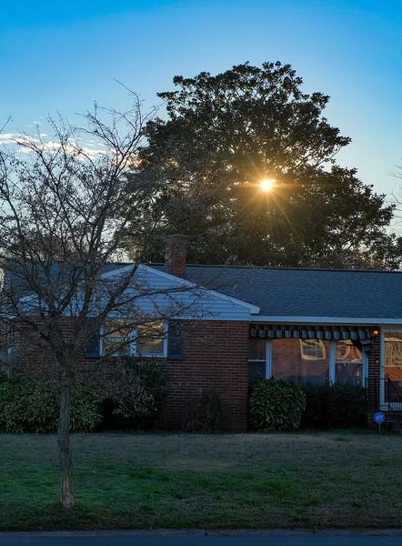 January 5 - Neighbors house