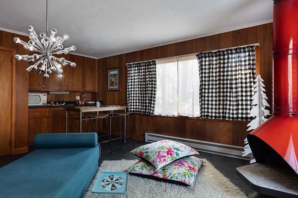 Interior design work of jennifer Salvemini