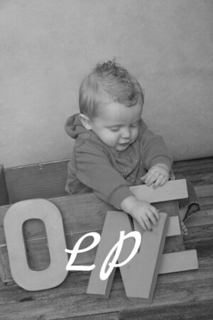 Elijah is ONE (9)