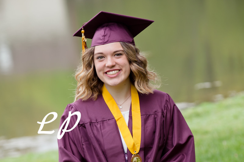 Sydnie Cap and Gown (4)