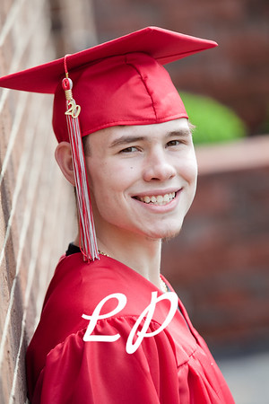 Bryce and Friends Cap and Gown (4)