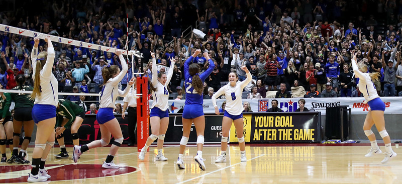 Volleyball - Photojournalism