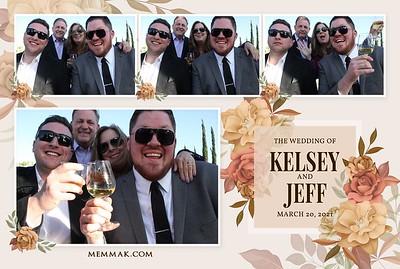 3-21-2021 Kelsey & Jeff