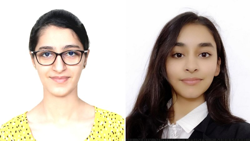 Asees and Ayushi make their mark at Buddies Without Borders