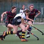 Hockey - Girls U16A v Brighton College, October 14th 2021
