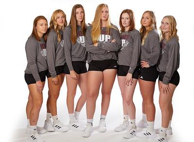 2021 UWL Volleyball Team0836