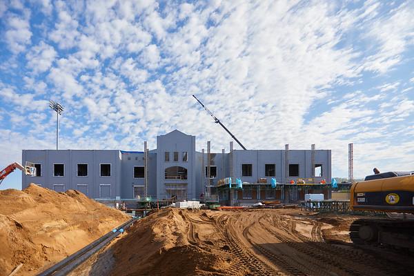 2021 UWL Field House Construction 0030