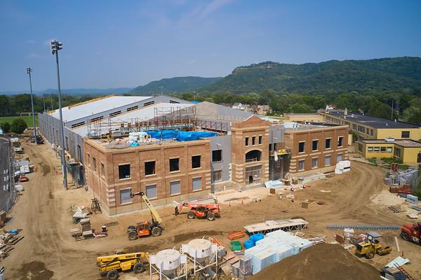 2021 UWL Field House Construction 0210