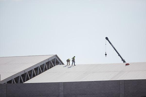 2021 UWL Field House Construction 0010