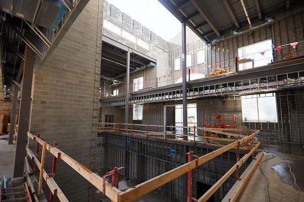 2021 UWL Field House Construction 0075